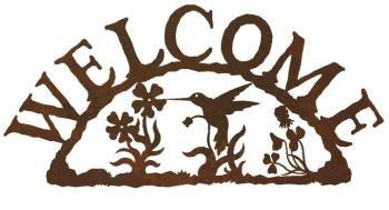 hummingbird-welcome-sign