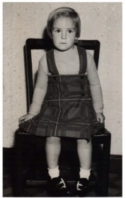 A young Ann.